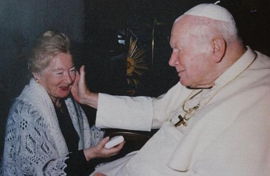 El Papa Dice que no hay por qué Asustarse que san Juan Pablo II Haya Tenido Amigas