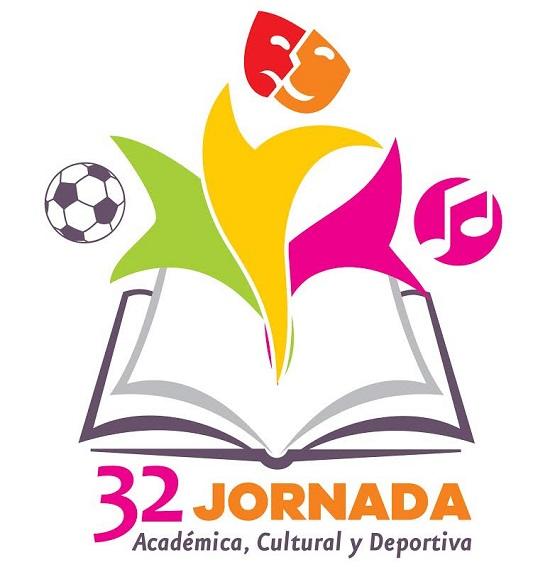 Listo, el Logotipo de la Jornada Académica, Cultural y Deportiva del COBAEM