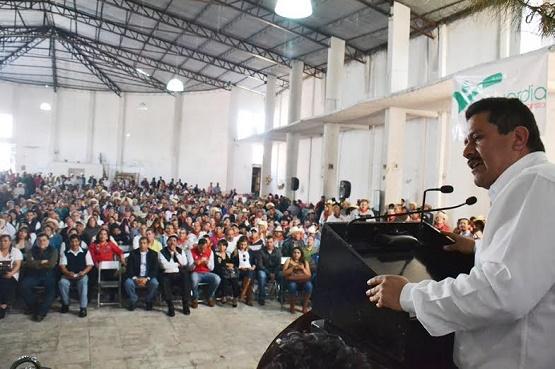Miles de Campesinos Beneficiados en Gestión de Roberto Carlos López al Frente de la CNC