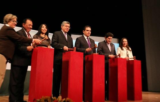 Michoacán Entra a la Vanguardia en Materia de Justicia: Silvano Aureoles