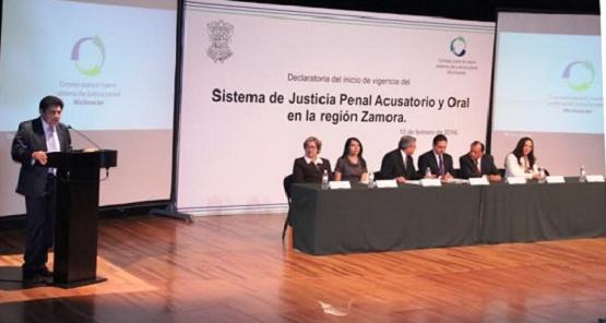El Congreso del Estado Realizó las Reformas a las Leyes Para Hacer Posible el NSJP: Raymundo Arreola