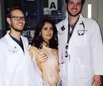 Los Doctores no la Querían Dejar ir