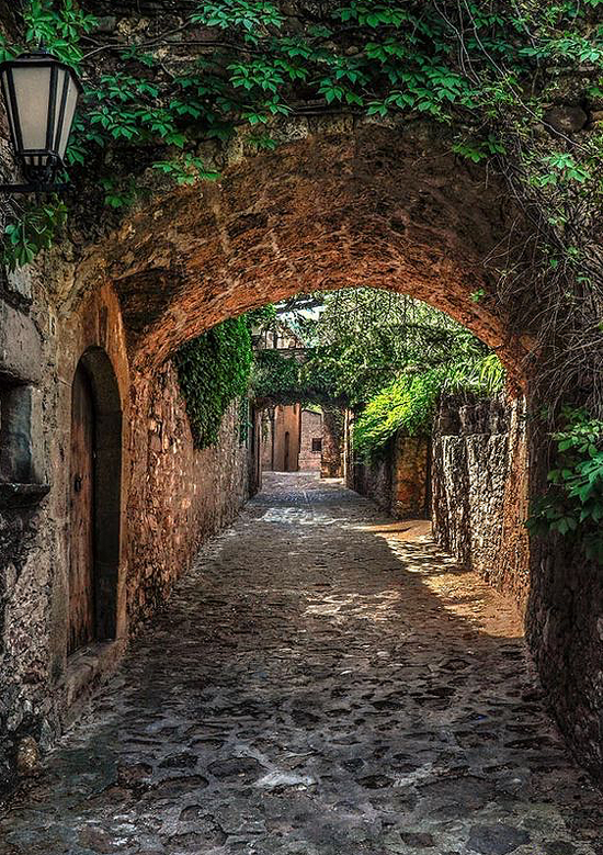Calle en Mura, Barcelona