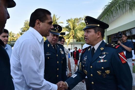 La Acción del Ejército, Determinante Para Recuperar la Legalidad: Silvano Aureoles