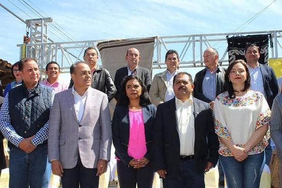 Inaugura José Guadalupe Aguilera Casa de Enlace Legislativo en Pátzcuaro