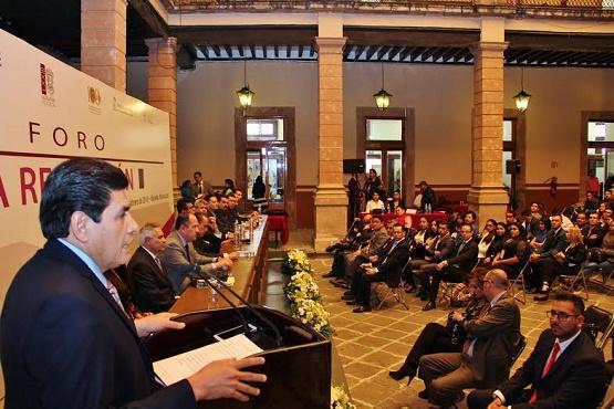 Congreso armonizará ley electoral: Raymundo Arreola