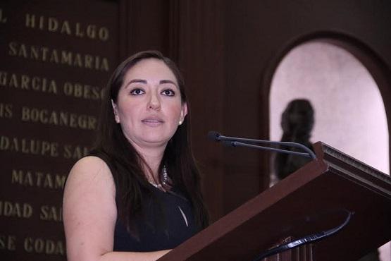 Diputada Juanita Ramírez Bravo plantea reformar Ley Orgánica del Congreso