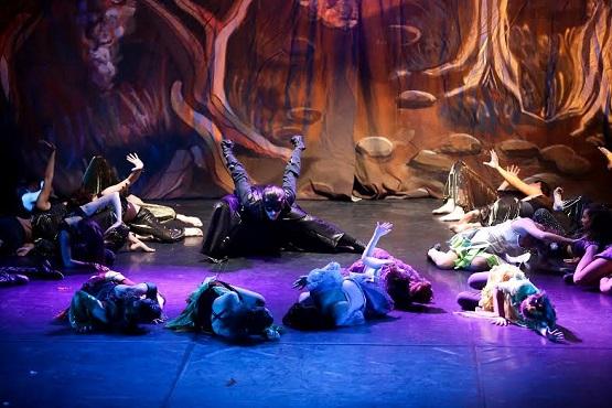 """En Morelia el Ballet de Hungría """"Coincidance"""""""