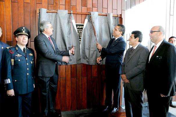 Inauguración Ario Oralidad