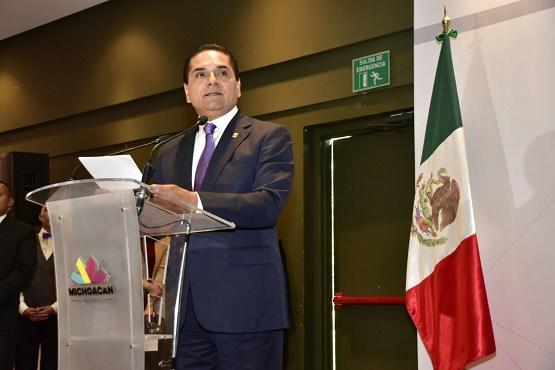 Manifiesto del Pueblo Michoacano con Motivo de la Visita de S.S. Francisco