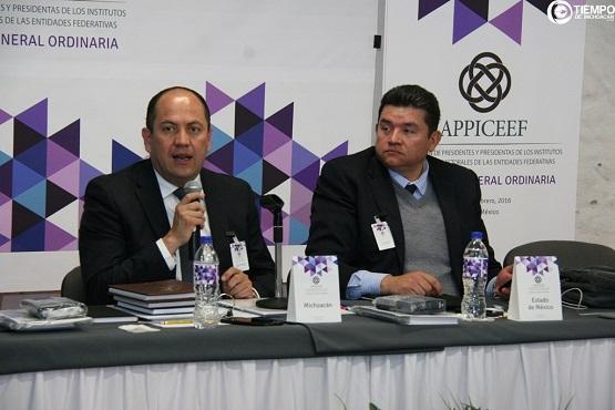 Michoacano Encabeza Consejo Directivo de APPICEEF