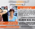 Ofrece PGR Recompensa por Paradero de 2 Mujeres Zitacuarenses
