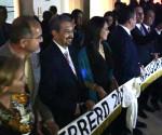 Participa Rector de la UMSNH en Inauguración del Teatro Juárez de Zitácuaro