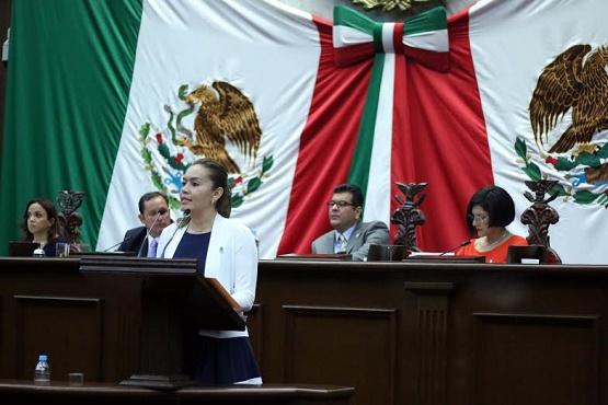 Que se conozca y sancione red de corrupción que provocó crisis financiera estatal: Yarabí Ávila