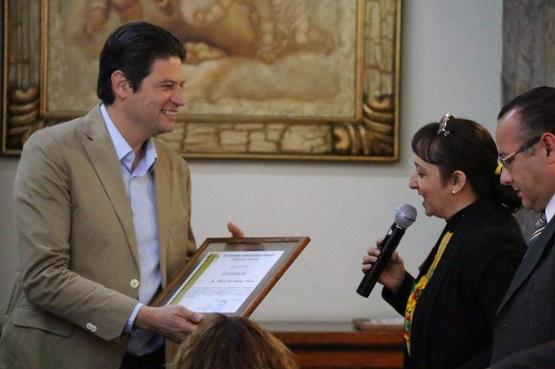 Refrenda Alfonso Martínez llamado a la participación ciudadana en acciones de Gobierno