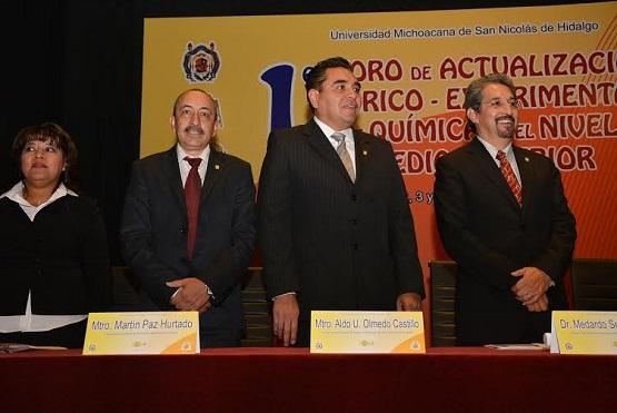 Renovación Académica y de Valores Para Elevar Calidad en Bachillerato: Martín Paz