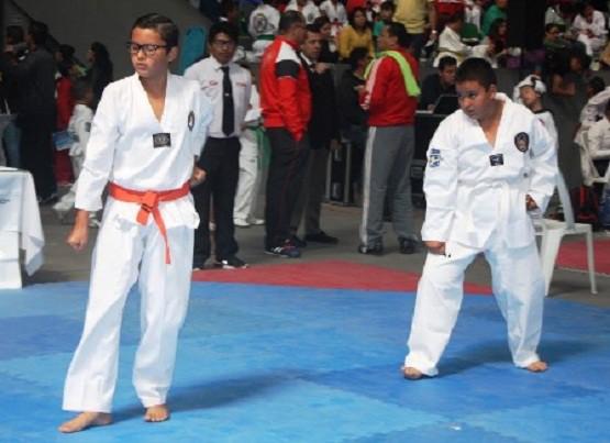 Inaugura IMDE la XIX Edición de la Copa ANT de Taekwondo
