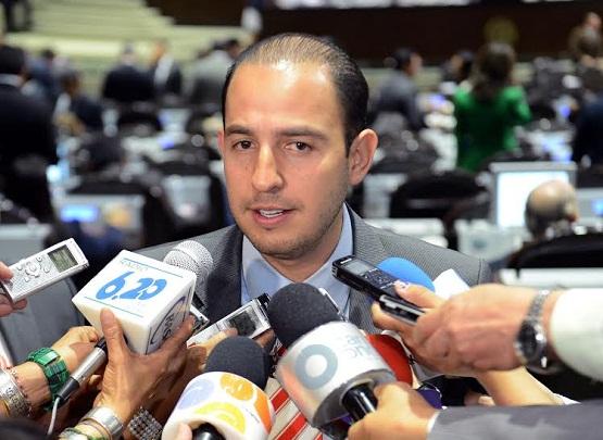 Suspensión de la Prueba Planea, Afectaría el Nivel Educativo y la Economía: Dip. Marko Cortés Mendoza