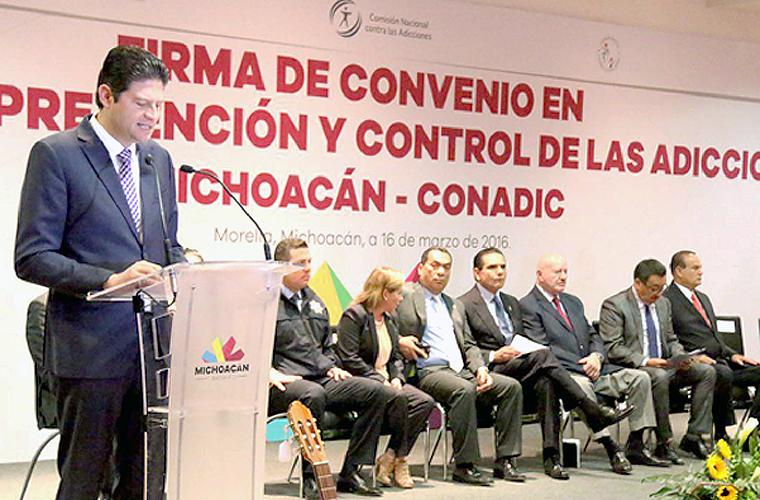 Alfonso Martínez Adicciones