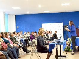 Andrea Villanueva Conferencia