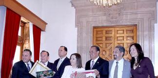 Diputados Alcaldesa Madrigal