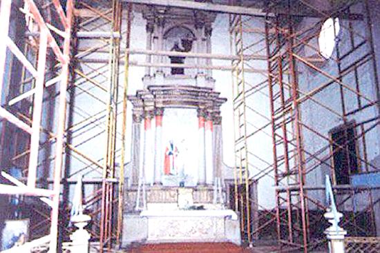 Restauración-Monumentos