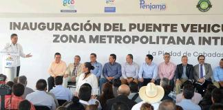 Seguridad Limites con Guanajuato