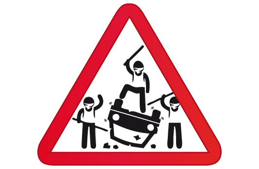 anarquistas normalistas toma