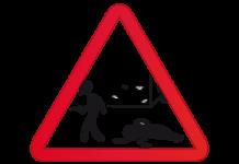 asesinato calle muerto ejecutado