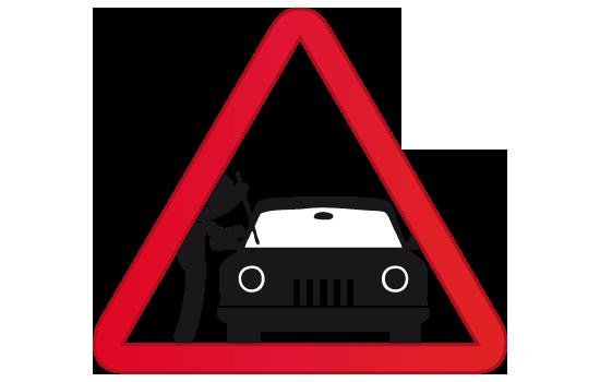 auto coche vehículo robo