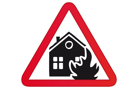 incendio chamusca casa fuego quema