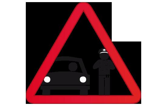multa infracción tráfico tránsito