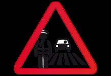 policía federal caminos tránsito