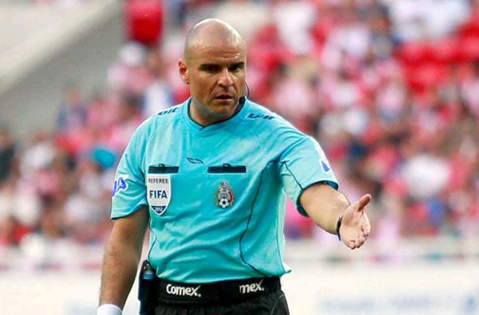 Chacón Arbitro