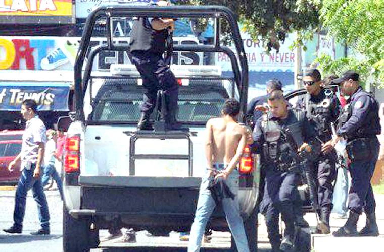 Detenidos-Múgica