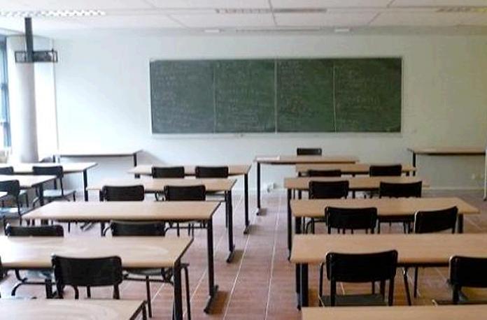 Escuela-Vacía