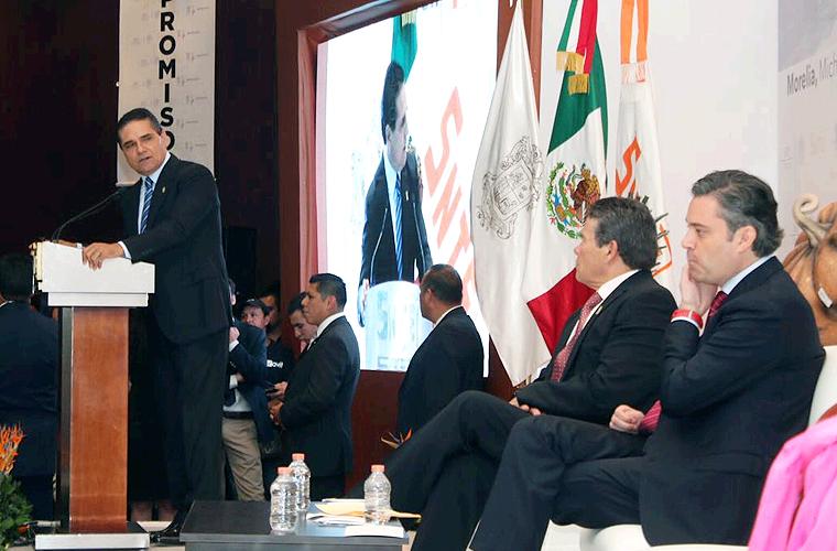 Silvano Aureoles Reforma Educativa