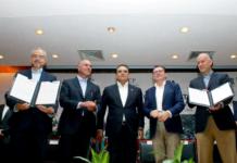 Luis Videgaray Jorge Calzada Silvano Aureoles