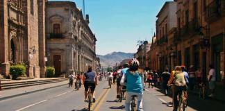 ciclovía-centro