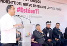 Adrián López NSJP Sistema Justicia Penal