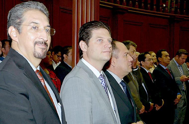 Alfonso Martínez Sesión Solemne