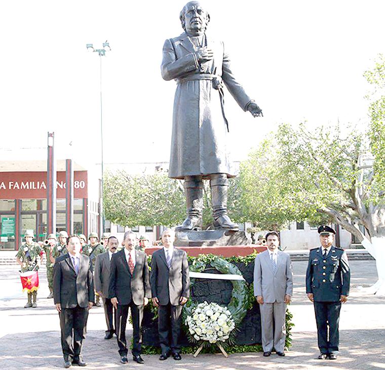 Autoridades Municipales Natalicio Miguel Hidalgo