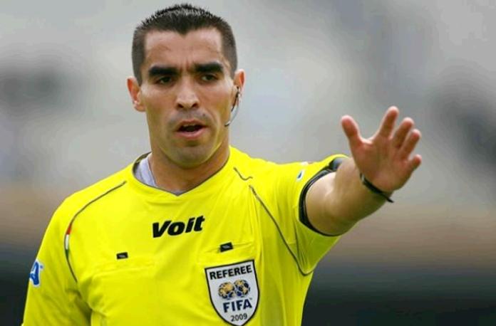 Marco Antonio Rondríguez Chiquimarco Arbitro