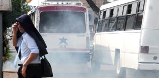 Contaminación Smog Morelia Calidad Aire