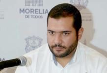 Eduardo Ramírez Canals BOmberos Protección Civil Morelia