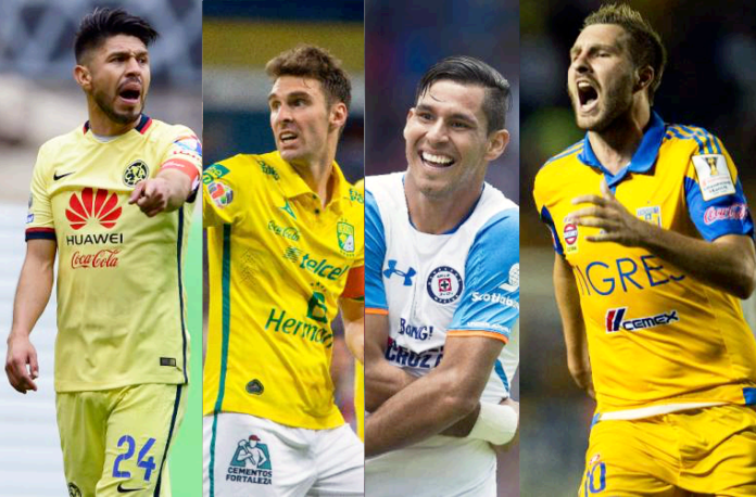 Goleadores Clausura 2016