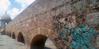 Graffiti-Morelia