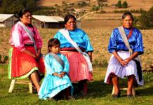 Indígenas de Michoacán