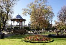 Jardínes de Morelia