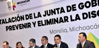 Junta-de-Gobierno-Discriminación